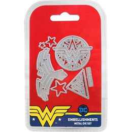 Character World DC Comics - Wonder Woman Dies Set - Embellishments DUS4121