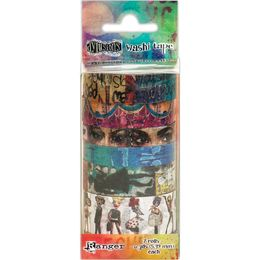 Dyan Reaveley's Dylusions Washi Tape Set - Set #2-7 Rolls DYA59950
