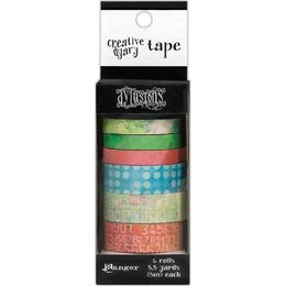 Dyan Reaveley's Dylusions Creative Dyary Tape DYE56690