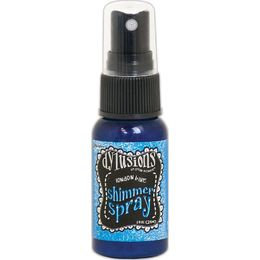 Dyan Reaveley's Dylusions Shimmer Sprays 1oz - London Blue DYH60833