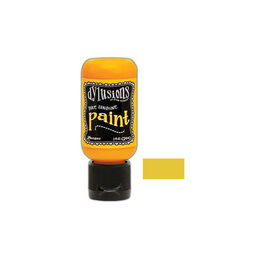 Dylusions Paint Flip Cap 1oz - Pure Sunshine DYQ70627
