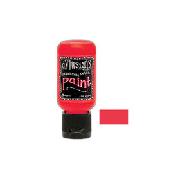 Dylusions Paint Flip Cap 1oz - Strawberry Daiquiri DYQ70665