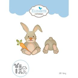 Elizabeth Craft Designs Dies - Bunny EC1459