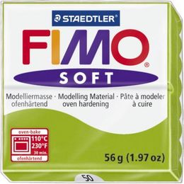 Fimo - Soft Polymer Clay 2oz - Apple Green EF8020-50US