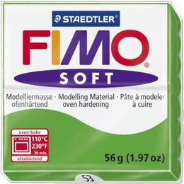 Fimo - Soft Polymer Clay 2oz - Tropical Green EF8020-53US