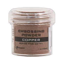 Ranger Embossing Powder - Super Fine Copper EPJ36661