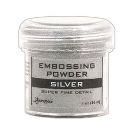 Ranger Embossing Powder - Super Fine Silver EPJ37415