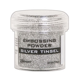 Ranger Embossing Powder - Tinsel Silver EPJ60437