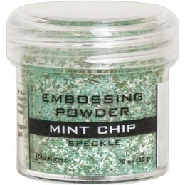 Ranger Embossing Powder Speckle - Mint Chip EPJ68679