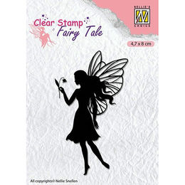 Nellie Snellen Clear Stamps - Fairy Tale-7 FTCS007