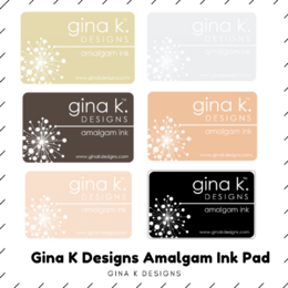 Gina K Designs Amalgam Ink Pad - Full Size