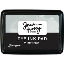 Simon Hurley create Dye Ink Pad - Minty Fresh HUP69386