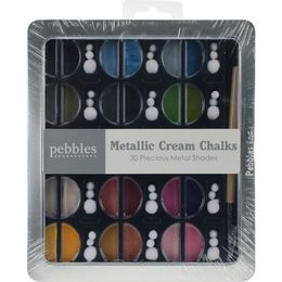 Pebbles I Kan'dee Chalk Set - Metallics