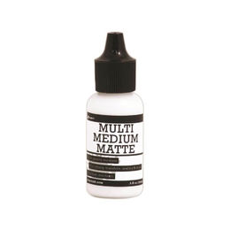 Ranger Multi Medium Matte Finish Mini Size (18ml) INK41511