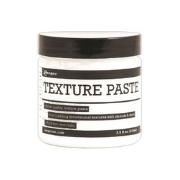 Ranger Texture Paste 4oz - Opaque INK44444