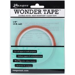 "Ranger Wonder Tape 1/8"" roll IWT27379"