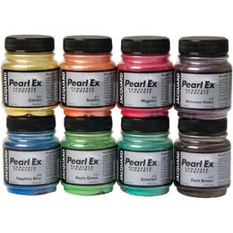 Jacquard Pearl Ex Chromatic 8 Color Set - Assorted JAC6510