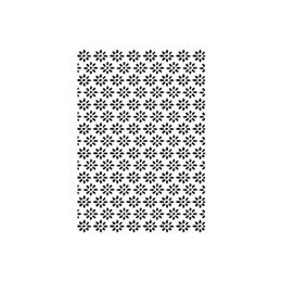 Kaisercraft Embossing Folder - Daisies EF298