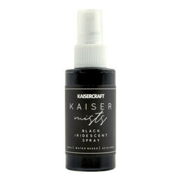 Kaisercraft KAISERmist Sprays 30 ml - BLACK KM131
