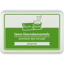 Lawn Fawn Inks - Jalapeno Dye Ink Pad LF1084