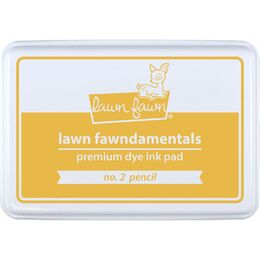 Lawn Fawn Inks - No. 2 Pencil Dye Ink Pad LF1852