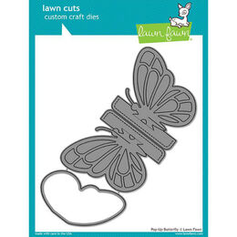 Lawn Fawn - Lawn Cuts Dies - Pop-up Butterfly LF1914