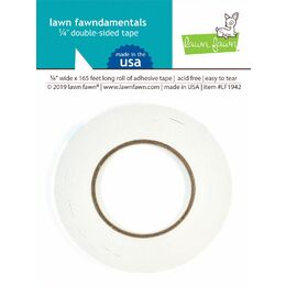 "Lawn Fawn - 1/4"" Double-Sided Tape LF1942"