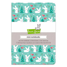 Lawn Fawn Snow Day Remix - Mini Notebooks LF2145