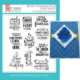 Lil' Inker Designs Stamps - All the Christmas You'll Ever Need 2