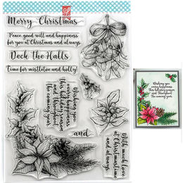 Lil' Inker Designs Stamps - Classic Christmas