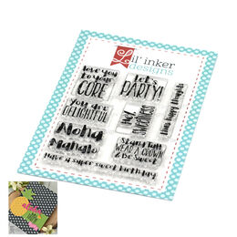 Lil' Inker Designs Stamps - Be Sweet