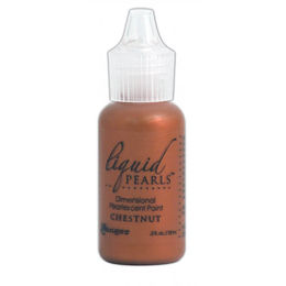 Ranger Liquid Pearls - Chestnut LPL28079