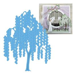 Marianne Design - Creatables Dies - Weeping Willow Tree LR0429