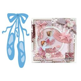 Marianne Design - Creatables Dies - Ballet Shoes LR0466