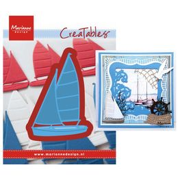 Marianne Design - Creatables Dies - Sailboat LR0473