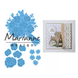 Marianne Design - Creatables Dies - Rose Bouquet LR0505