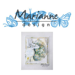 Marianne Design - Creatables Dies - Tiny's Butterflies Set LR0509