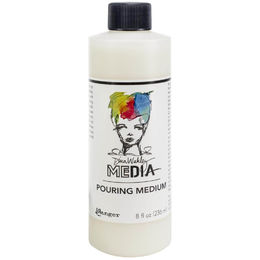 Dina Wakley Media Pouring Medium (237ml) MDA63261