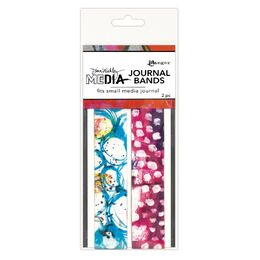 Ranger Dina Wakley Media Printed Journal Bands - Small MDA66286