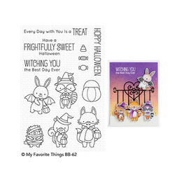 My Favorite Things - Clear Stamps - BB Frightfully Sweet