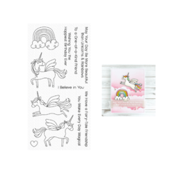 My Favorite Things - Clear Stamps - Fairy-Tale Friends WS