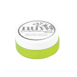 Nuvo Embellishment Mousse - Citrus Green NEM823
