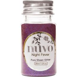 Nuvo Glitter 1oz - Night Fever NSG1101