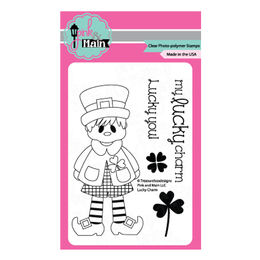 Pink & Main Clear Stamps - Lucky Charm PM0082