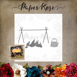 Paper Rose Dies - Campfire With Billy 17520