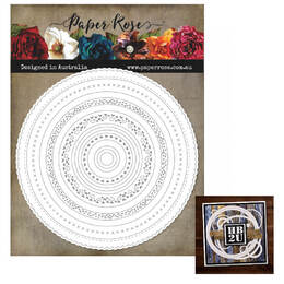 Paper Rose Dies - Lots and Lots of Circles 20538
