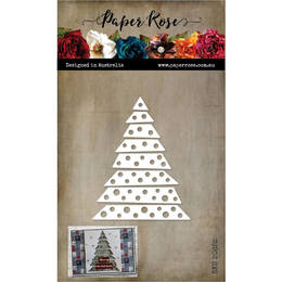 Paper Rose Dies - Washi Tape Tree 20652