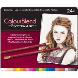 Spectrum Noir - ColorBlend Pencils 24/Pkg - ESSENTIALS - SPECCBES