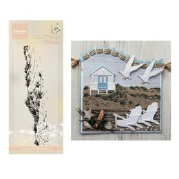 Marianne Design - Clear Stamps - Tiny's Sand Dunes TC0840