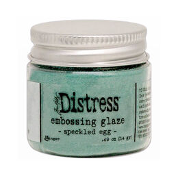 Tim Holtz Distress Embossing Glaze - Speckled Egg TDE73819